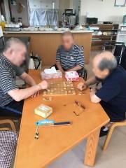 将棋で対決