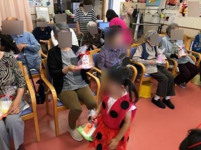 幼稚園訪問3